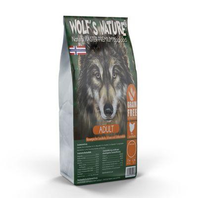 Wolfs Nature® Adult Landhuhn 20 kg