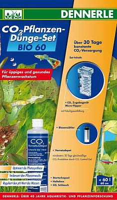 Dennerle CO2 Anlage BIO 60