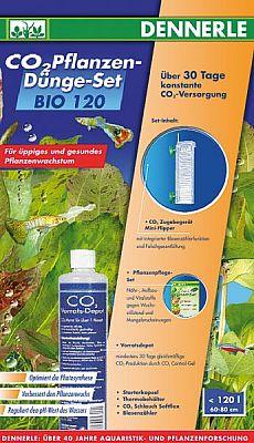 Dennerle CO2 Anlage BIO 120
