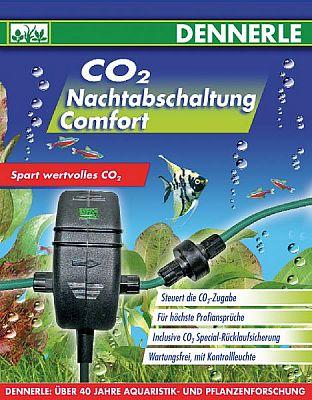 Dennerle CO2-Nachtabschaltung comfort m. Zeitschaltuhr