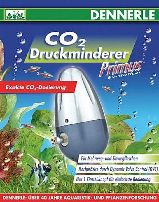 Dennerle CO2 Druckminderer Evolution Primus