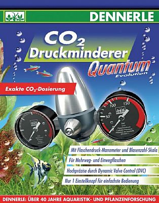 Dennerle CO2 Druckminderer Evolution Quantum