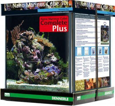 Dennerle AquariumSet Nano Cube® Marinus 30 Complete PLUS