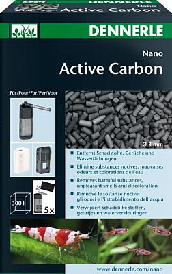 Dennerle Nano Active Carbon Filtermedium 300 ml
