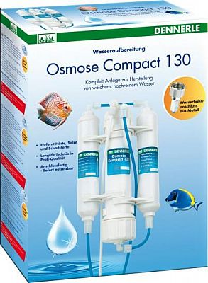 Dennerle Osmoseanlage Compact 130 (max. 130 l/24h)