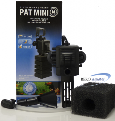 AquaEl Pat Mini Innenfilter (Aquarium 10-120 l)