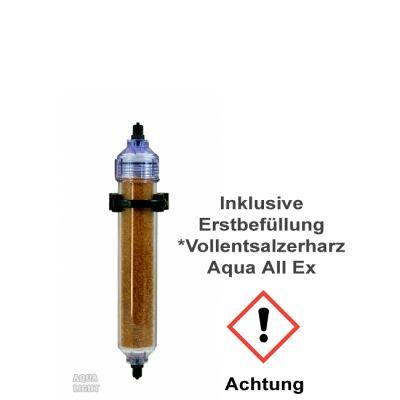 Aqua Light Silikat Kieselsäurefilter S, Reinstfilter inkl. Mischbettharz