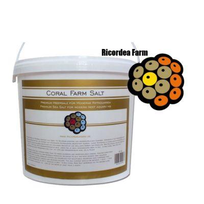Ricordeafarm Coral Farm Salt 6 kg