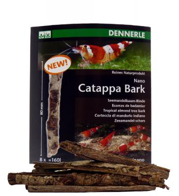 Dennerle Nano Catappa Bark Seemandelbaum-Rinde 8 cm 8 St.