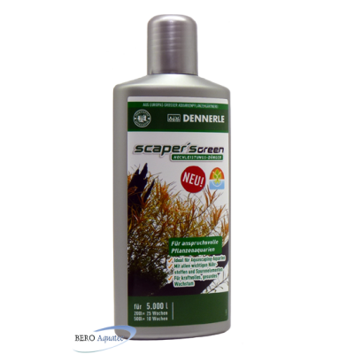 Dennerle Scapers Green Hochleistungs-Dünger 500 ml