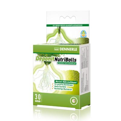 Dennerle Deponit NutriBalls 30 Nährstoffkugeln