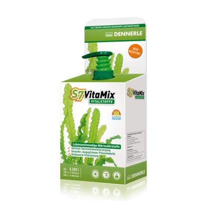 Dennerle S7 VitaMix Spurenelemente & Vitalstoffe 250 ml