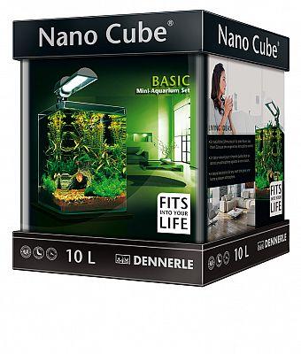 Dennerle AquariumSet NanoCube® Basic 10 Liter