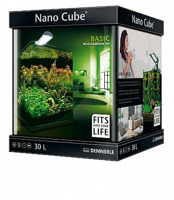 Dennerle AquariumSet NanoCube® Basic 30 Liter
