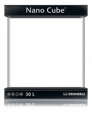 Dennerle Aquarium NanoCube® 30 Liter