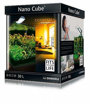 Dennerle AquariumSet NanoCube® Complete+ 30 Liter