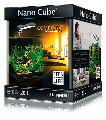 Dennerle AquariumSet NanoCube® Complete+ 20 Liter
