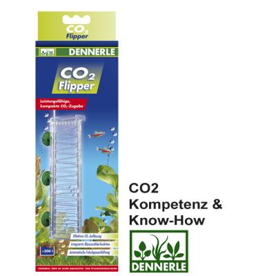 Dennerle CO2 Zugabegerät Flipper