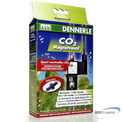 Dennerle CO2-Magnetventil (Nachtabschaltung)
