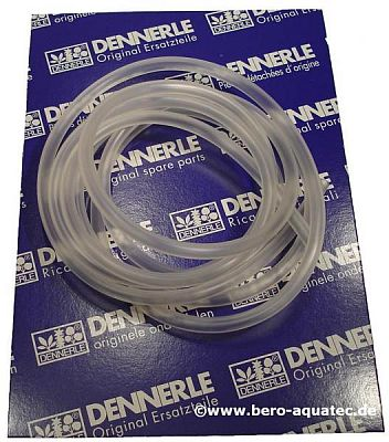 Dennerle CO2-Schlauch transparent 2m