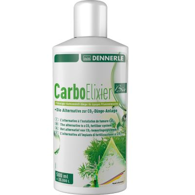 Dennerle Carbo Elixier BIO 500 ml