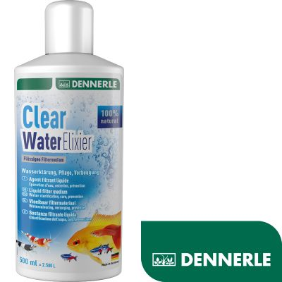 Dennerle Clear Water Elixier 500 ml