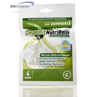 Dennerle Deponit NutriBalls 4 Nährstoffkugeln