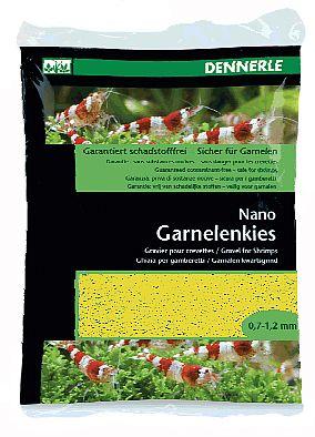 Dennerle Nano Garnelenkies panamagelb 2 kg