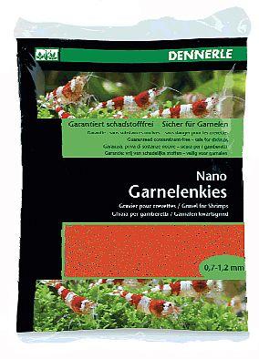 Dennerle Nano Garnelenkies indischrot 2 kg