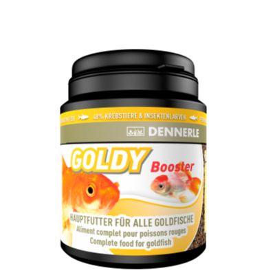 Dennerle Goldy Booster Granulatfutter 200 ml