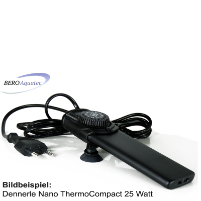 Dennerle Nano ThermoCompact 25W (H: 16 cm, Aquarium 10-25l)