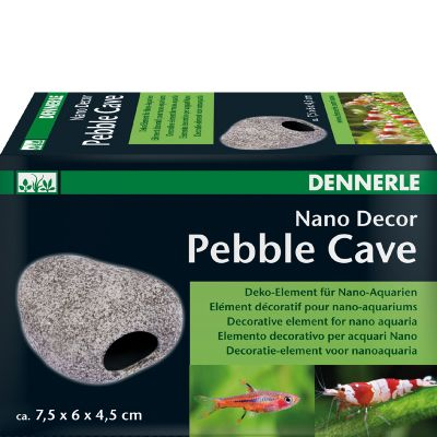 Dennerle NanoDecor Pebble Cave Deko Element