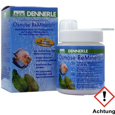 Dennerle Osmose ReMineral Plus Wasseraufhärter 250g