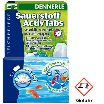 Dennerle Sauerstoff ActivTabs 5 St.