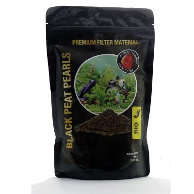 Discusfood Black Peat Pearls Schwarztorfgranulat 1.000 ml