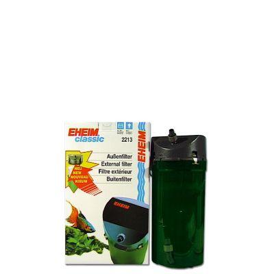 EHEIM classic Außenfilter 2213 Typ 250 (Aquarien 80-250 l)
