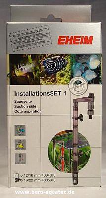 EHEIM Installations-Set 1 – Filter Sauganschlussset 16/22er