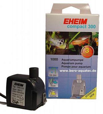 EHEIM compact pumpe 300 (max. l/h) regelbar