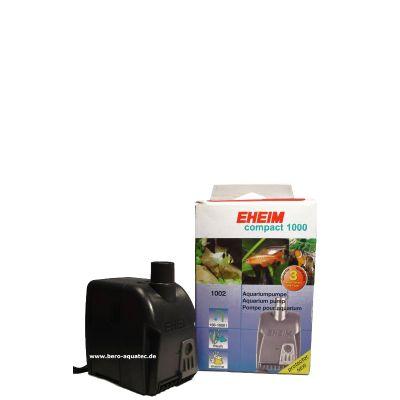 EHEIM compact pumpe 1.000 (max. l/h) regelbar