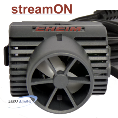 EHEIM streamON+ 2000 Strömungspumpe (Aquarium 35-200 l)