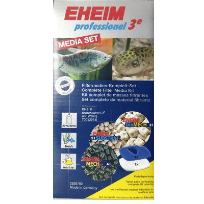 EHEIM Filtermassen-Set f. Filter prof. 3e 2076, 2078, 2178