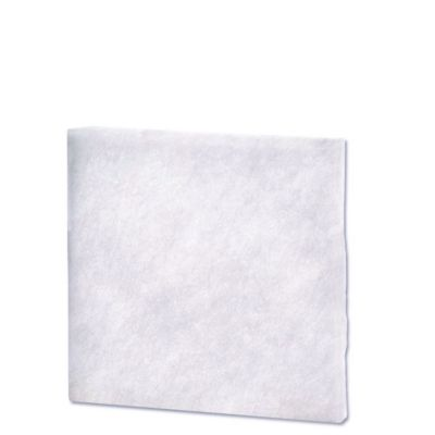 Filtervlies weiß 50x50x3 cm