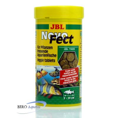 JBL NovoFect Futtertabletten grün 250 ml