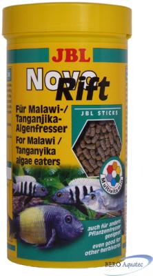 JBL NovoRift Futtersticks f. algenfressende Cichliden 1.000 ml