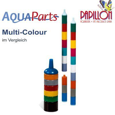 Papillon Multi-Colour Zylinder Luftausströmer 17x285 mm