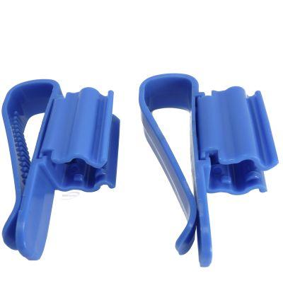 Schlauchhalter Multifunktional f. 8-16 mm Schläuche 2 Stück