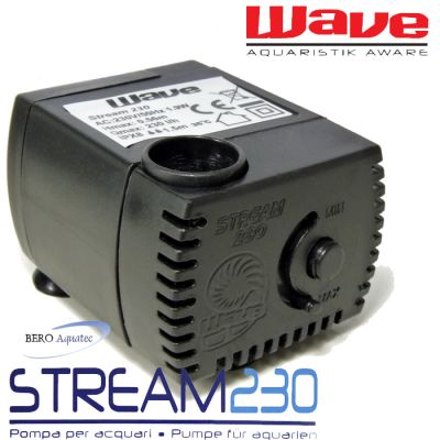 amtra Wave Stream 230 (l/h) Tauchpumpe