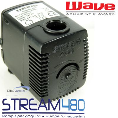 amtra Wave Stream 480 Tauchpumpe