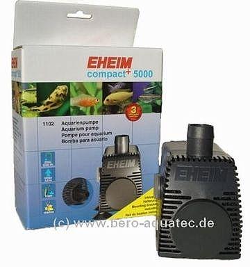 EHEIM 1102 compact Plus Pumpe 5000 (2500-5000 l/h)
