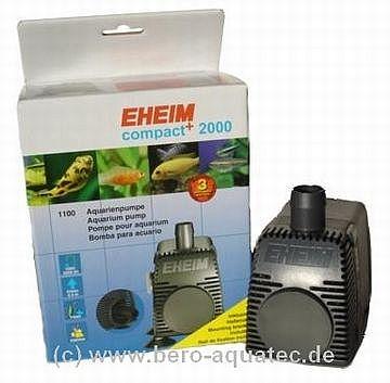 EHEIM 1100 compact Plus Pumpe 2000 (1000-2000 l/h)